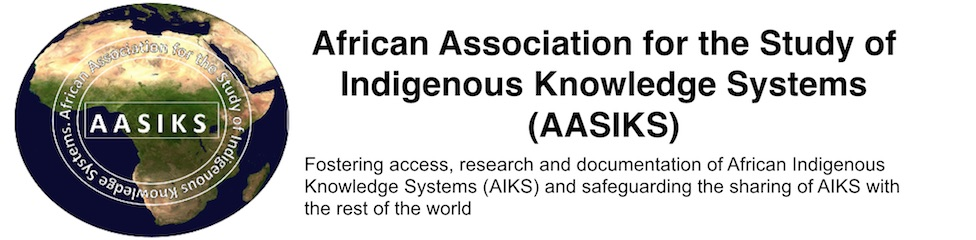 The African Association for the Study of Indigenous Knowledge Systems (AASIKS)