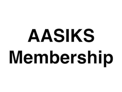 AASIKS Membership